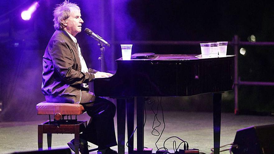 Chris de Burgh, mágico concierto en Andratx