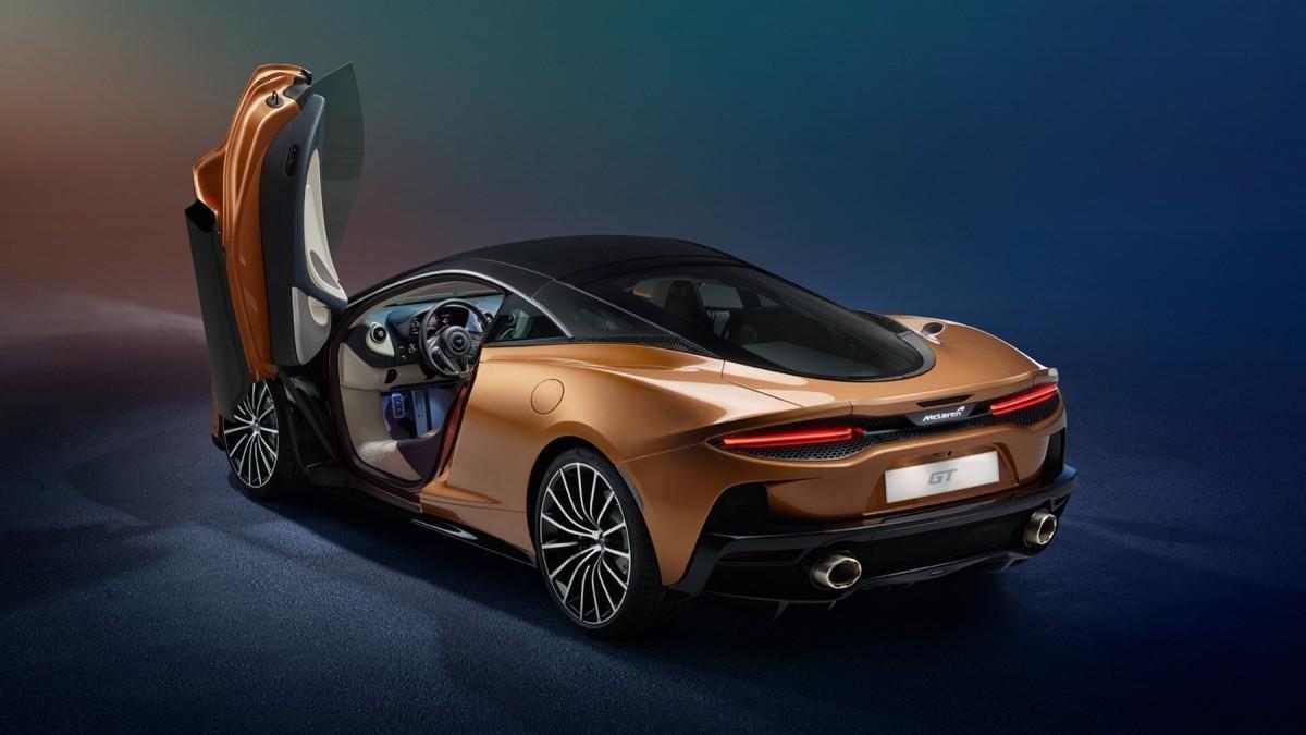 Nuevo McLaren GT 2020: más de 160 fotos en una súper galería de imágenes