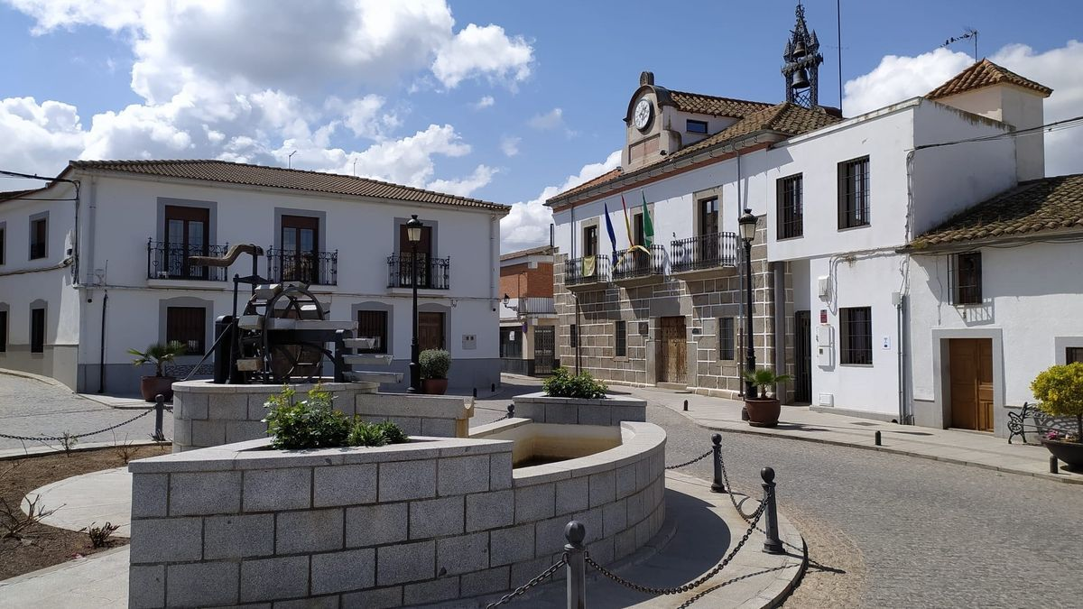 Municipio de Añora.