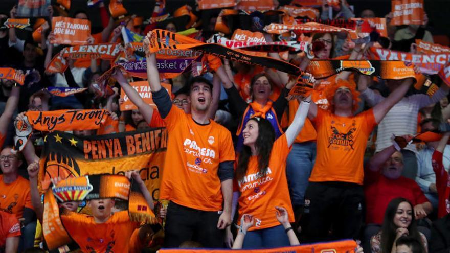 Las entradas para el tercer partido de las EuroCup Finals, a la venta este sábado