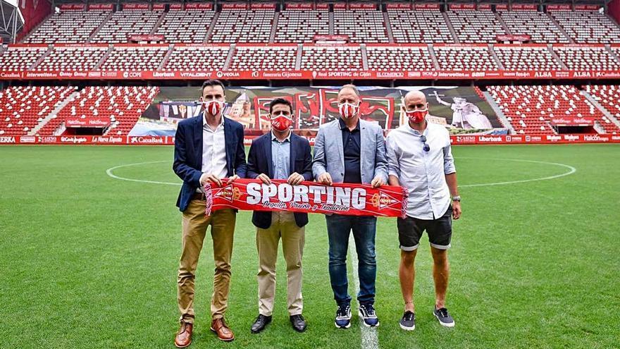 Gallego arrenca a Gijón destacant el planter però prioritzant el rendiment