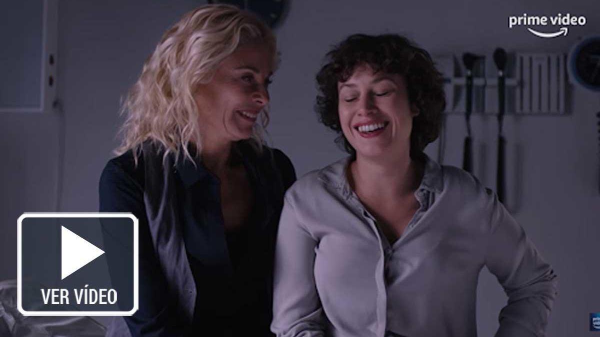 Fotograma de la segunda temporada de 'Madres'.