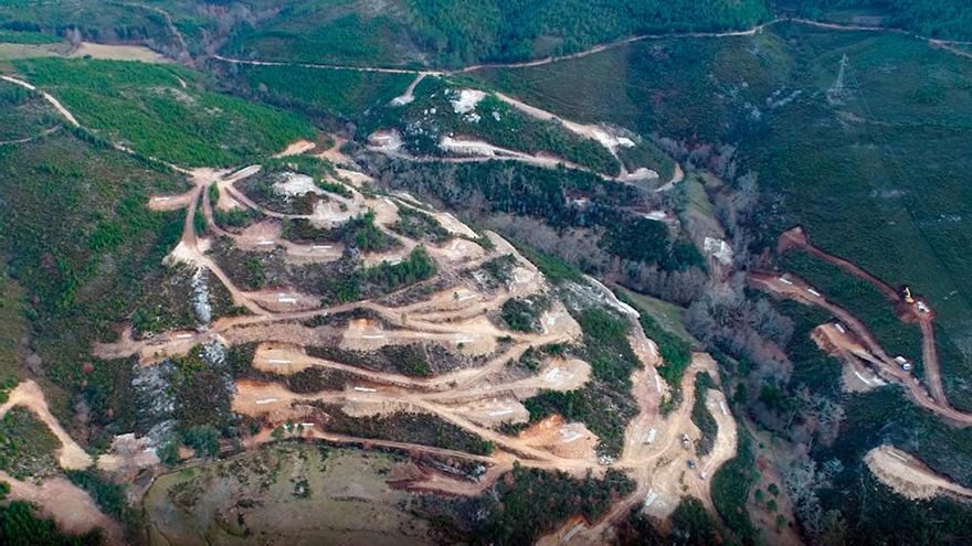 La alerta de Bruselas ante la falta de litio aviva a las mineras en el norte de Portugal