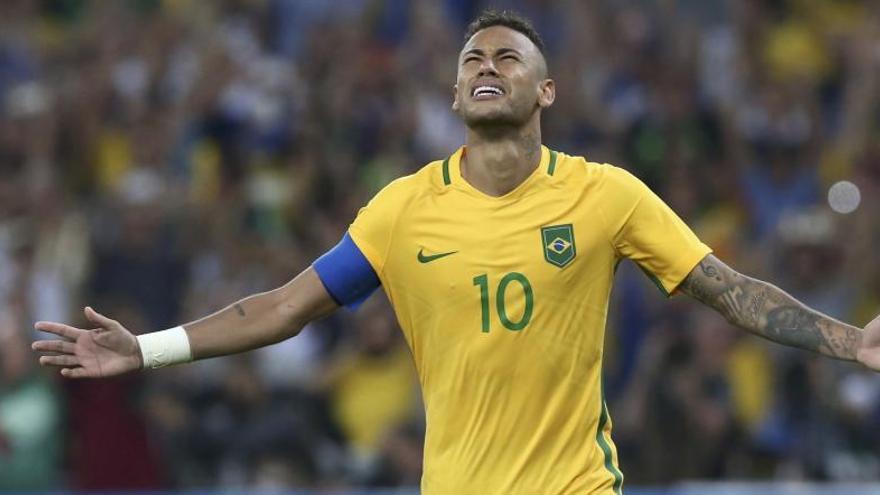 Brasil rompe el maleficio del oro olímpico en los penaltis