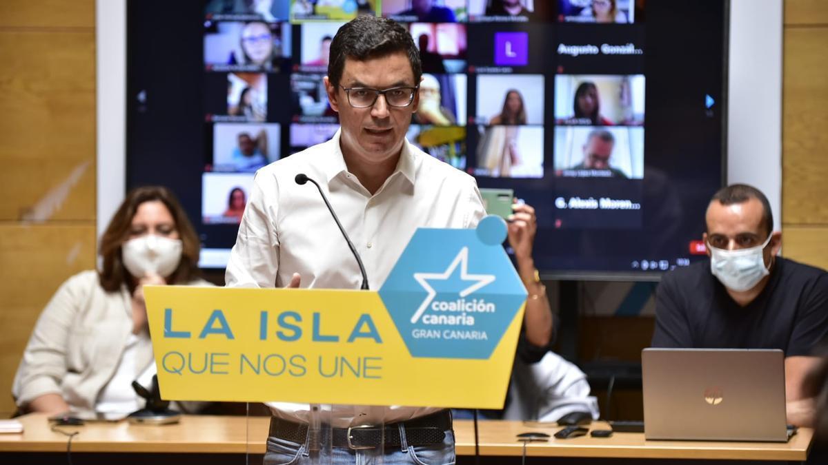CC da luz verde al germen de Gran Canaria 2030: una isla líder