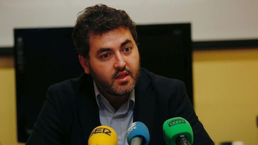 Jonás Fernández, en el puesto 17 de la lista europea del PSOE