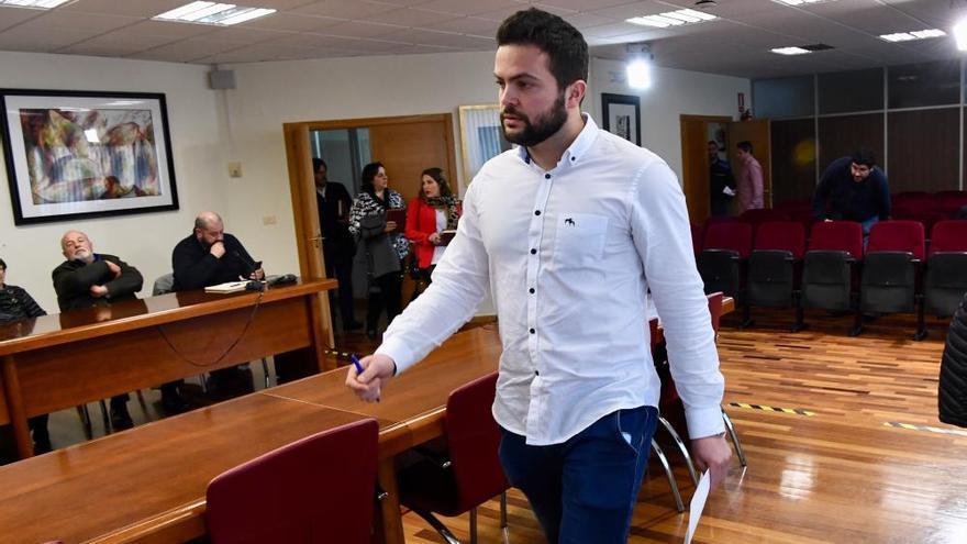 Liñares ya no es alcalde de Cerceda