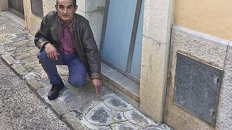 Obligan a vecinos de Binissalem a pagar roturas de tuberías en la calle