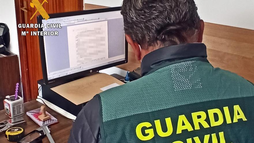 Tres detenidos por arrollar con un vehículo a un vecino de Guareña y abandonarlo en un descampado