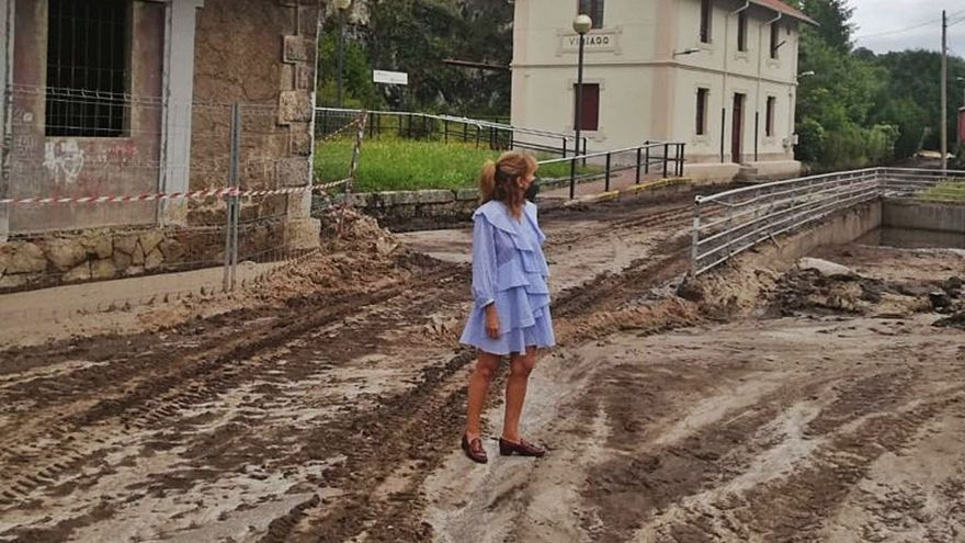 Piden declarar Asturias zona gravemente afectada por las inundaciones de la semana pasada