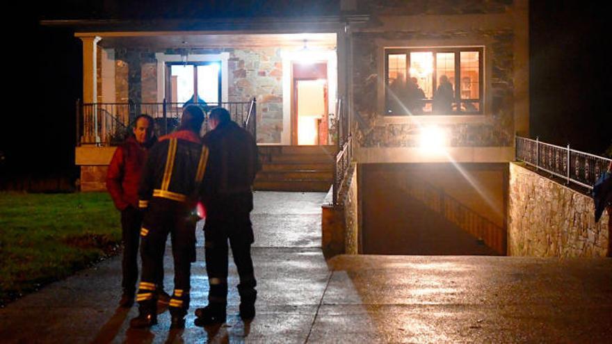 Tres muertos en Curtis intoxicados por los gases de un generador tras irse la luz