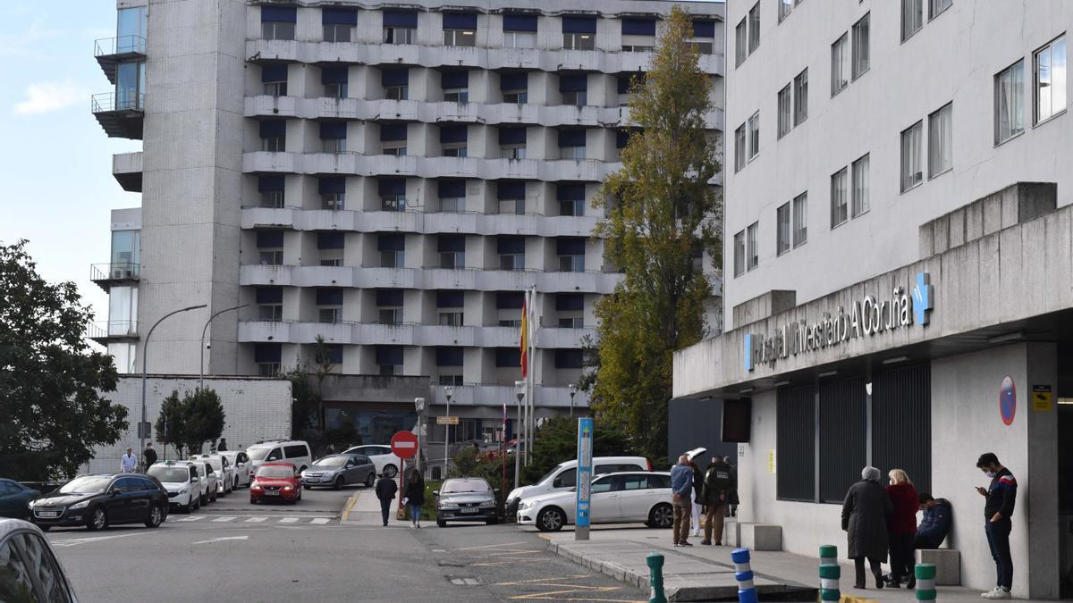 Complexo Hospitalario Universitario de A Coruña