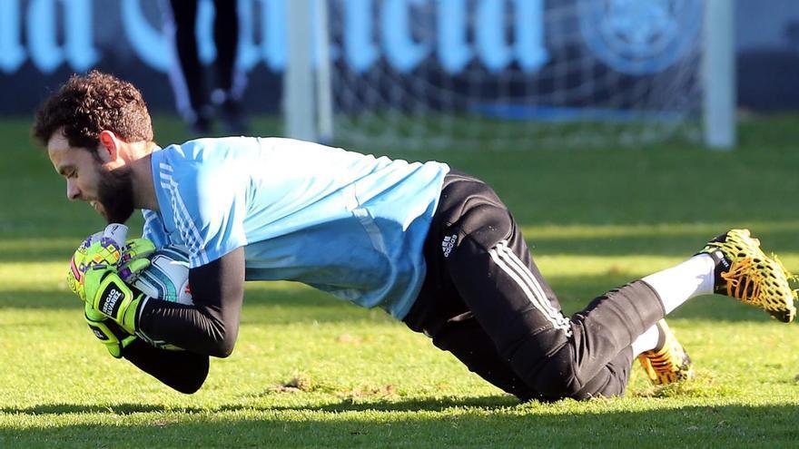 Sergio Álvarez dice adiós a la temporada por lesión