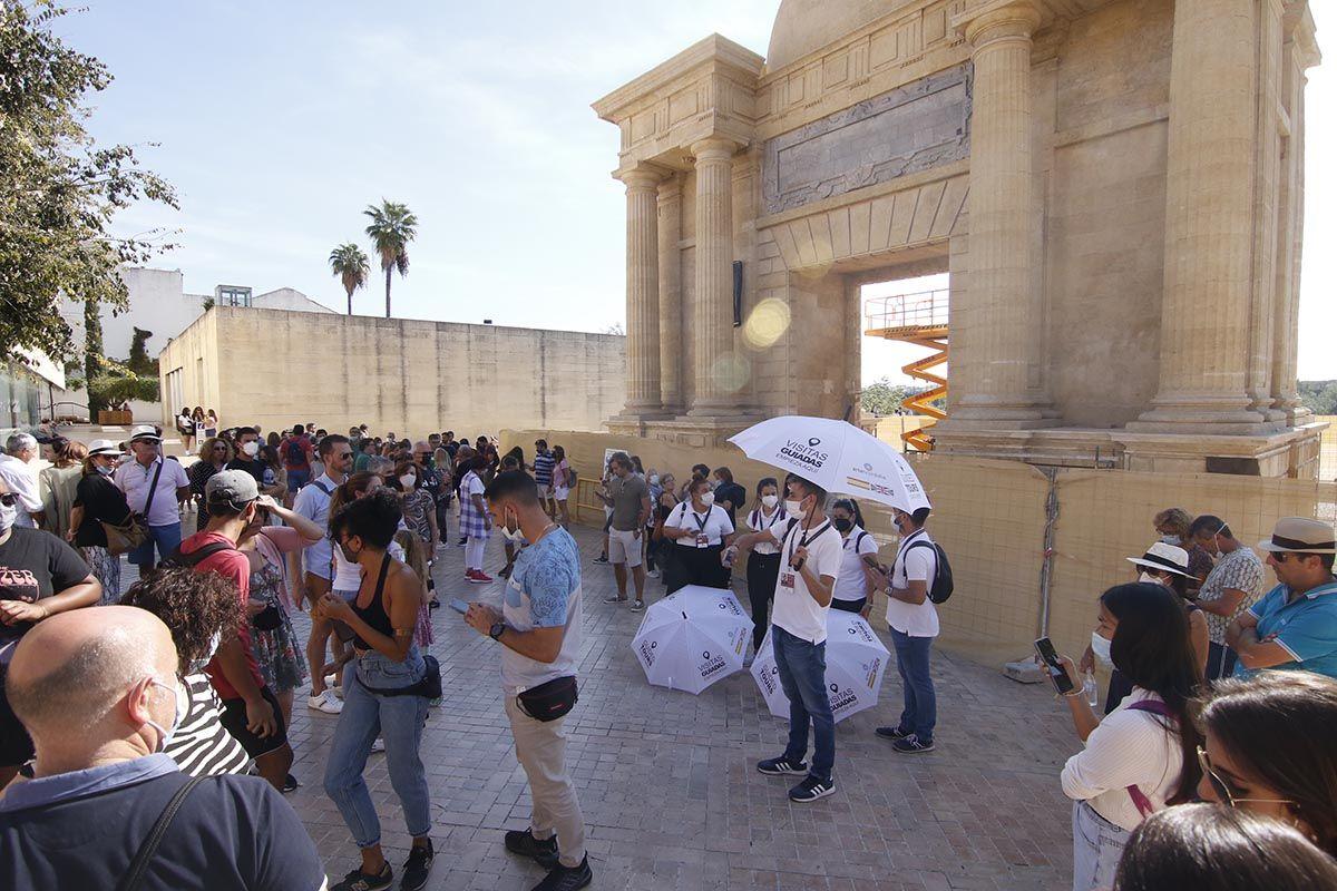 El turismo toma el casco histórico el primer fin de semana sin restricciones
