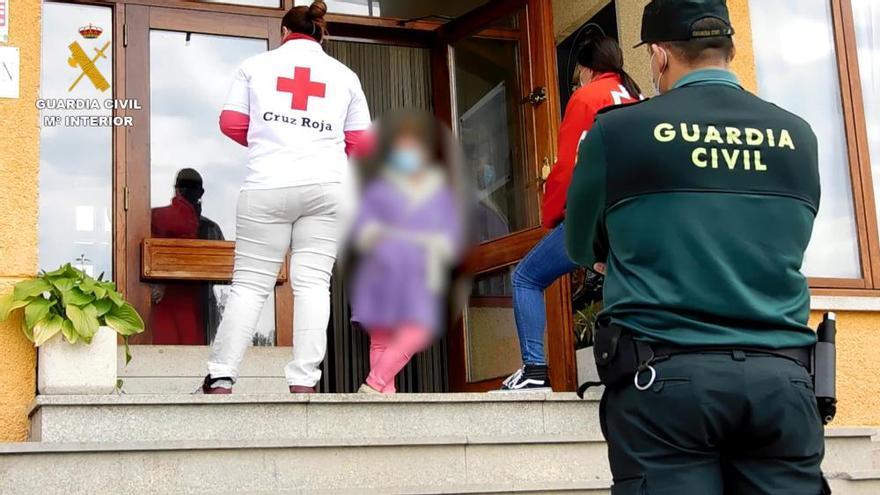 Varias prostitutas, recluidas casi sin alimentos ni higiene en un prostíbulo de Zamora