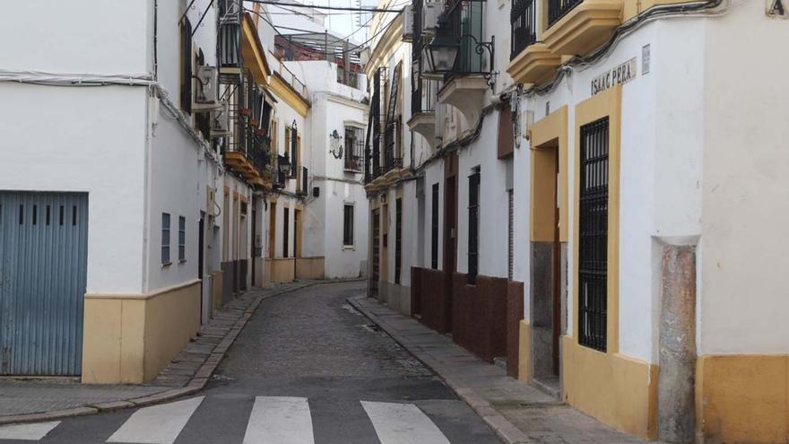 Paseo por San Andrés en la crisis del coronavirus