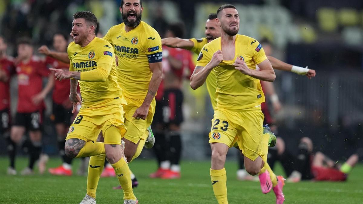 Albiol marcó su penalti para colaborar al título