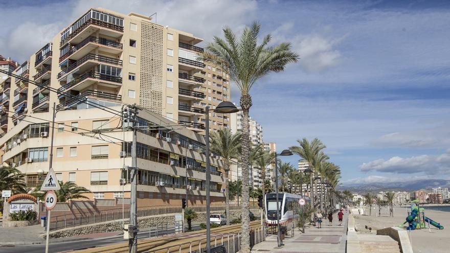 La Conselleria avanza en el proyecto de ampliación de la red del TRAM hasta Sant Joan y Mutxamel