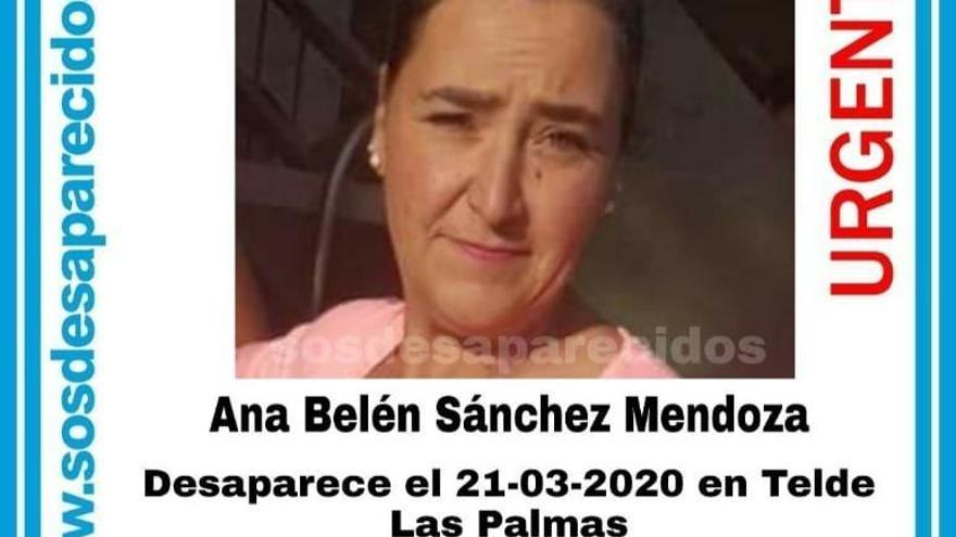 Una mujer de 49 años, desaparecida en Telde