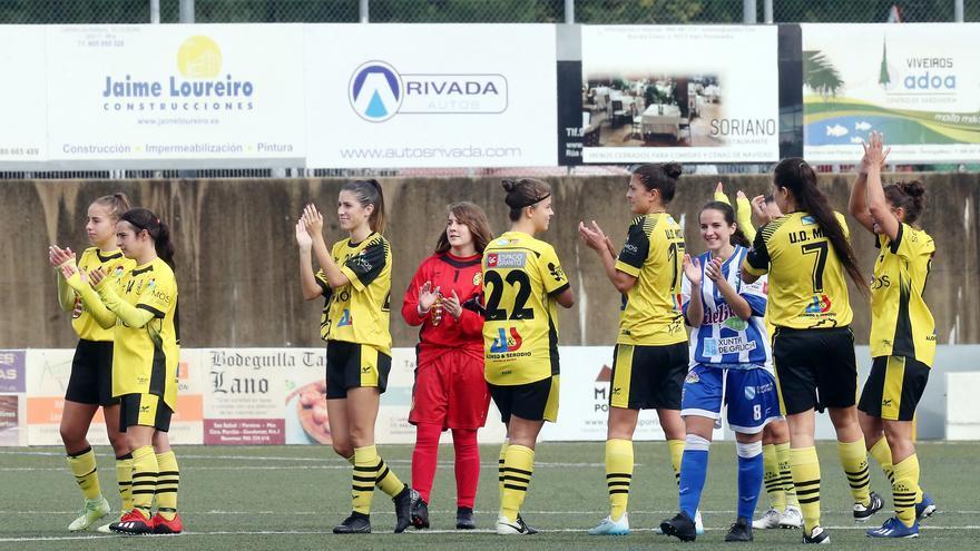 El Mos se estrenó con una abultada victoria en categoría Nacional Femenina ante el Valladares.