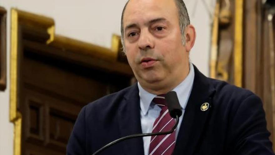 """Enrique Aguilar: """"Los hermanos de la Paz sabemos esperar y lo haremos"""""""