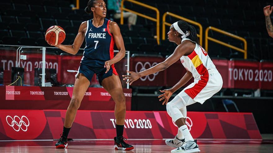 França talla els somnis de podi del bàsquet femení