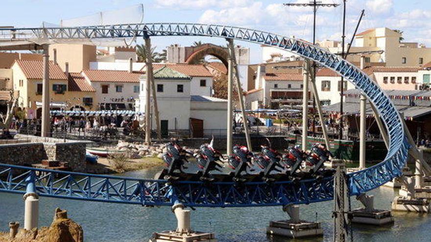 PortAventura obrirà el 8 de juliol amb el 30% d'aforament i l'ús de mascaretes