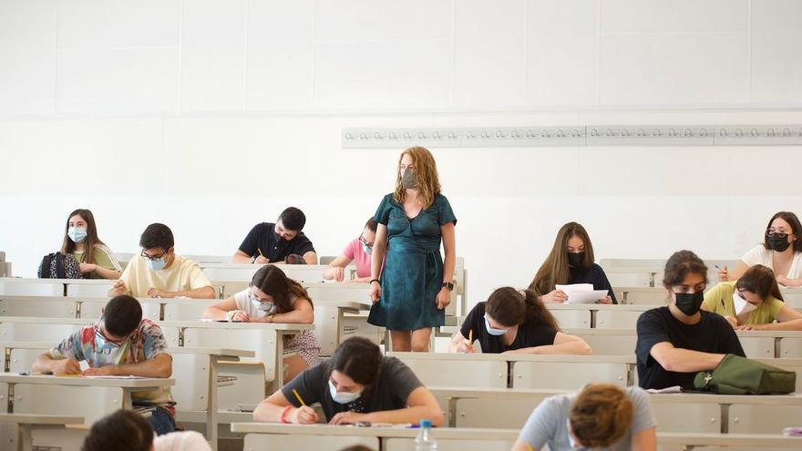 Aprueba más del 77 por ciento del estudiantado presentado a la Fase Extraordinaria (julio) de la EBAU