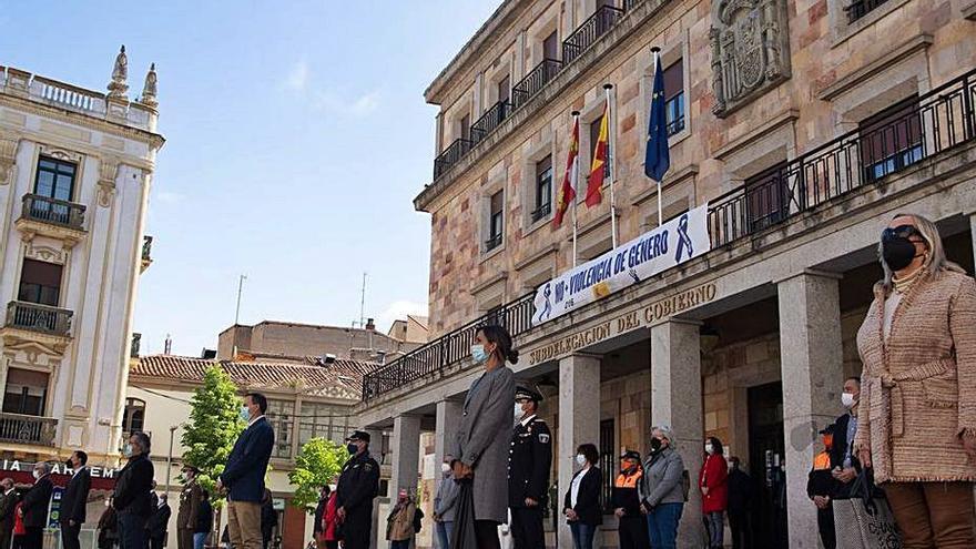 """La Subdelegación alerta de una """"presencia continua"""" de casos de violencia machista en Zamora"""