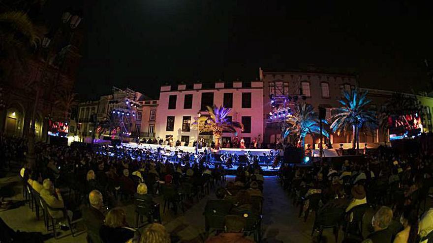 La música alumbra el reencuentro de Don Juan y Doña Inés en Santa Ana