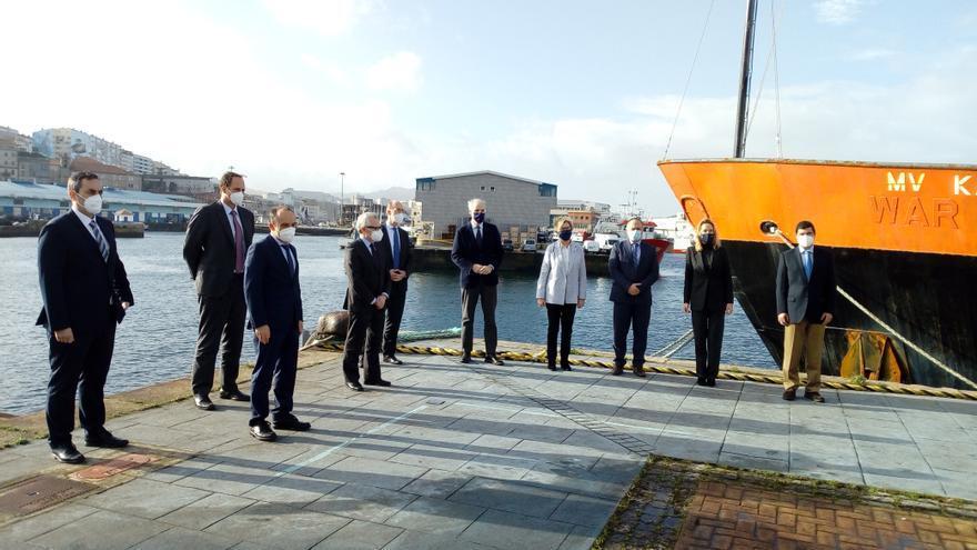 """""""Green Bay"""", un plan de 40 millones impulsa la """"revolución eléctrica"""" en la flota de la ría de Vigo"""