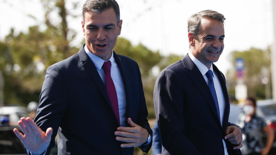 Sánchez acude a la cumbre de líderes europeos del sur de Europa en Atenas