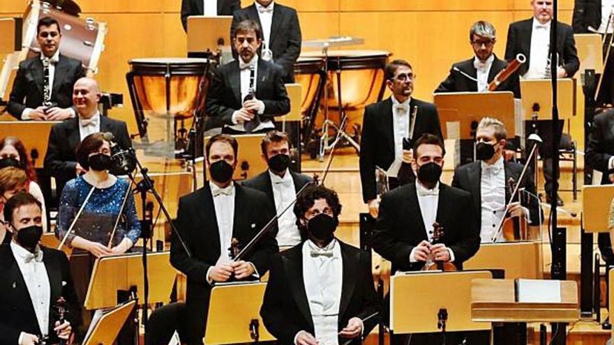 La Sinfónica de la Región, reconocida en los premios 'Alegría de Vivir'