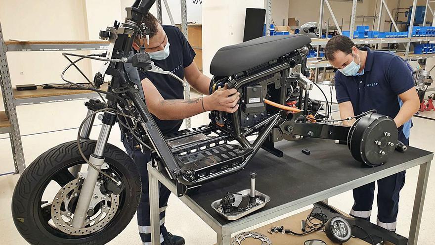 Siete empresas de paquetería apuestan ya por la moto de VMS