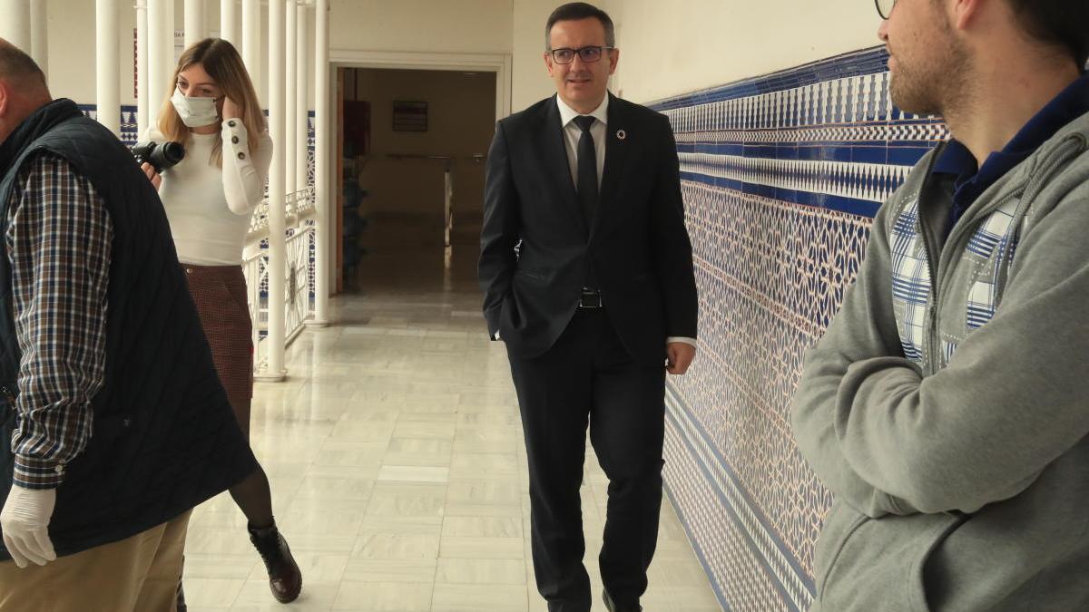 El PSOE asegura que los ayuntamientos afrontan la crisis sin ayuda de la Comunidad