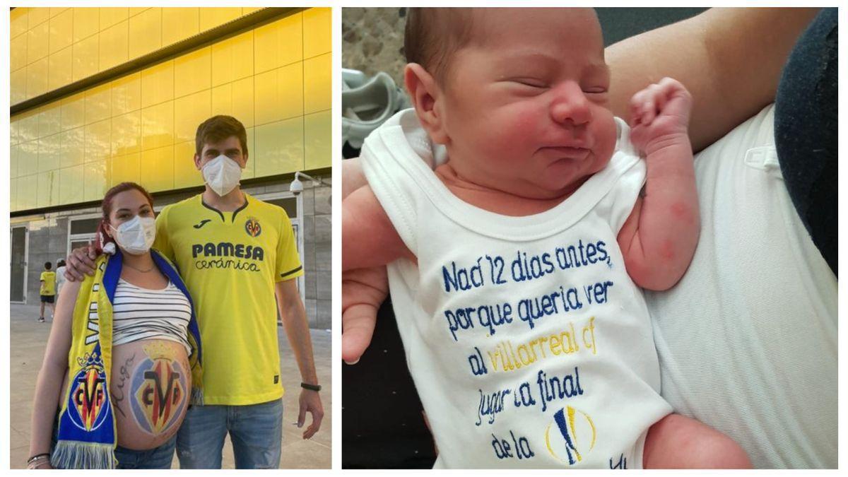 Hugo, el bebé del Villarreal que llegó con un título bajo el brazo