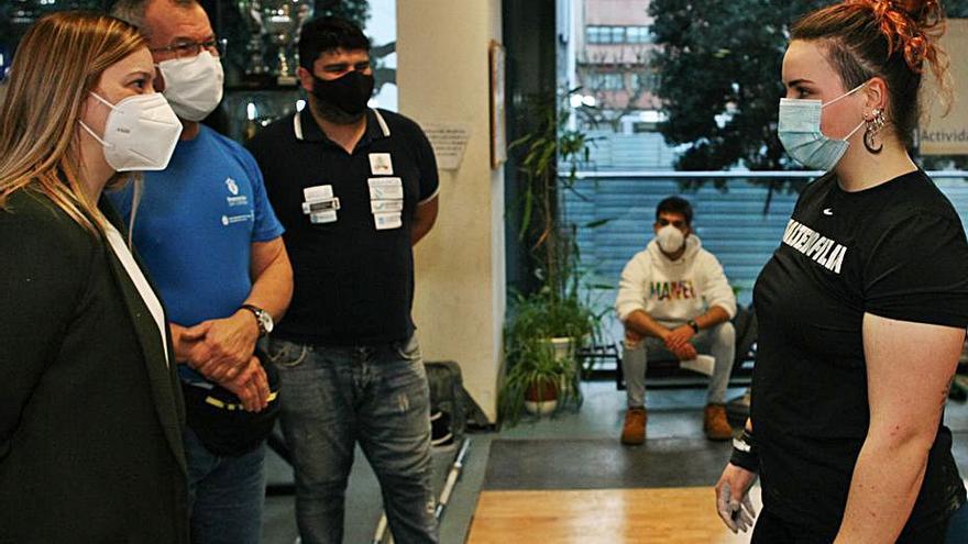 La Diputación convoca 45 becas de 3.500 euros para deportistas