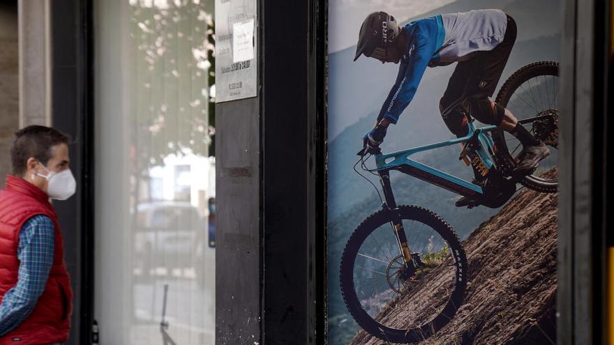 El boom de las bicis hará que el sector sea uno de los pocos que cierre 2020 en positivo