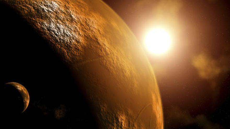 Vols viatjar a Mart? Això és el que et costarà el bitllet