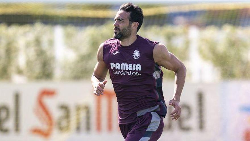 Vicente Iborra, otro lesionado de gravedad en el Villarreal: adiós a lo que queda de temporada