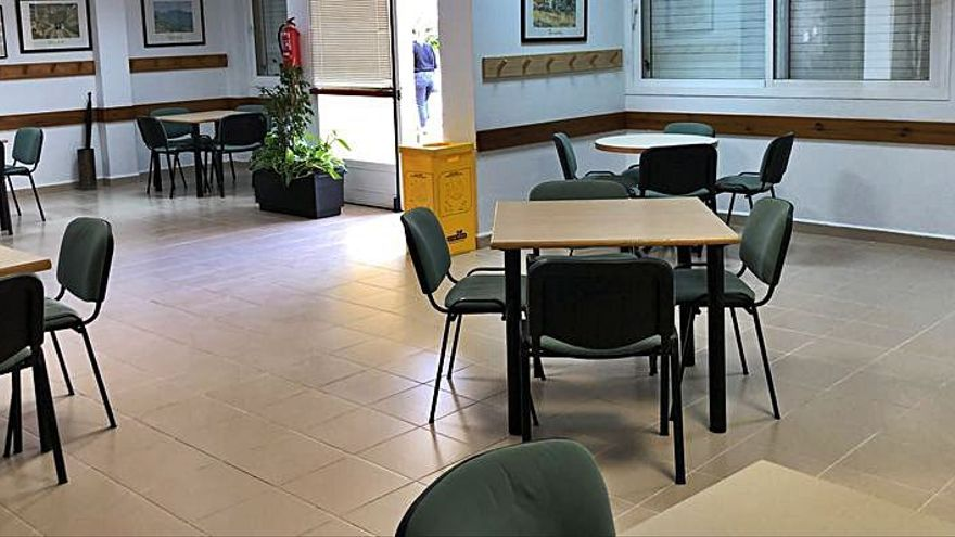 Formentera reabre los centros de mayores de Sant Francesc y Sant Ferran