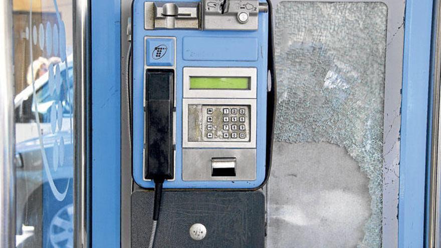 Telefonzellen auf Mallorca: Relikte aus ferner Zeit