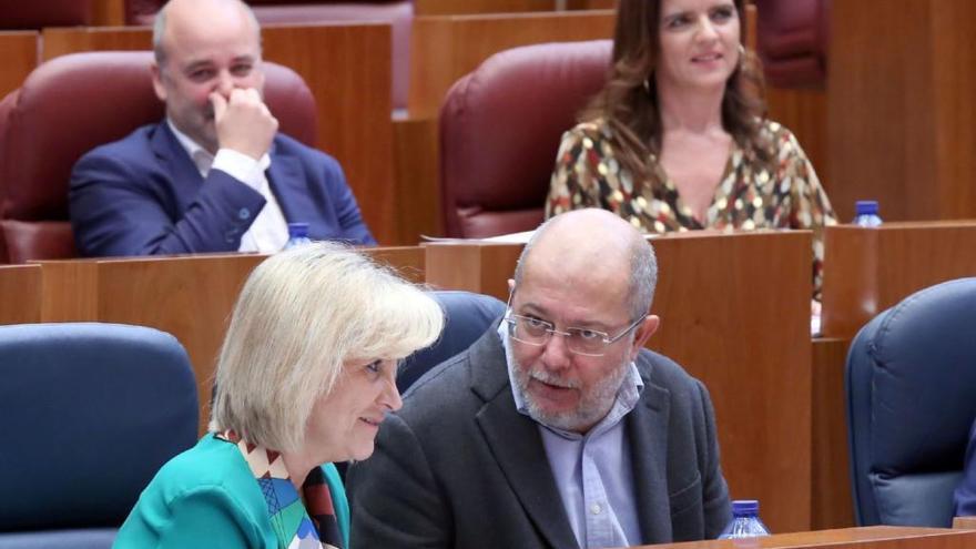 Igea se siente representante de los afiliados de Cs por ganar unas primarias