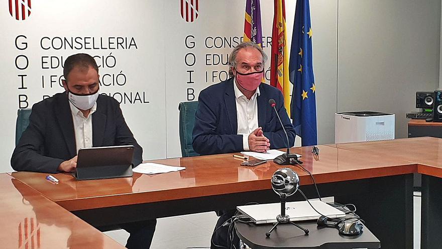 Educación  implanta 15 ciclos   y cinco cursos de especialización de FP nuevos en Baleares