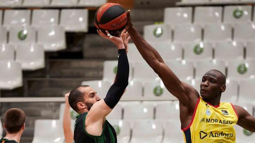 El Joventut vence al Andorra y le hace un favor de Playoff al Granca
