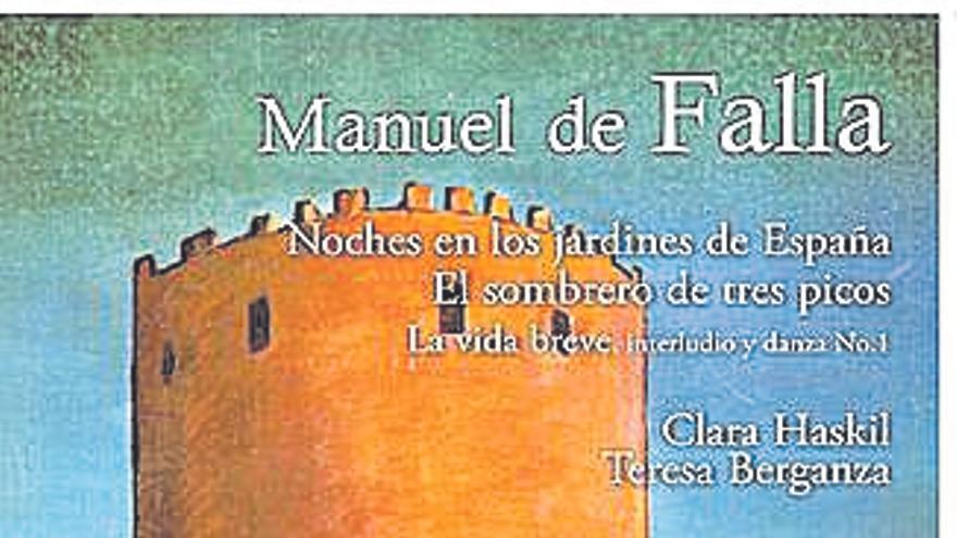 Noches en los jardines de España, de Manuel de Falla