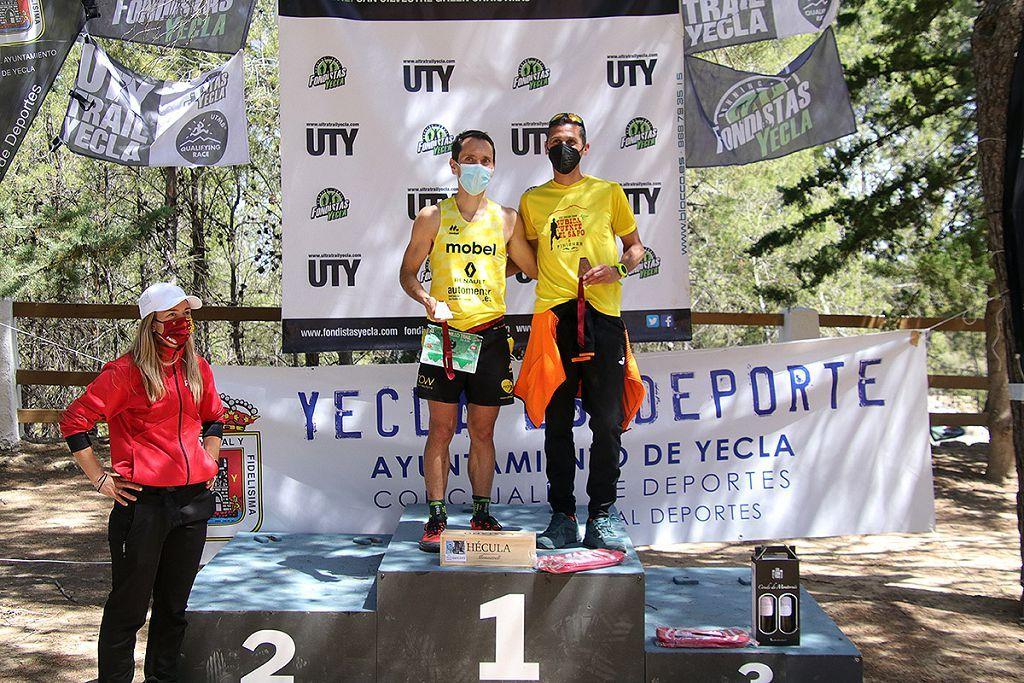 Trail Yecla UTY
