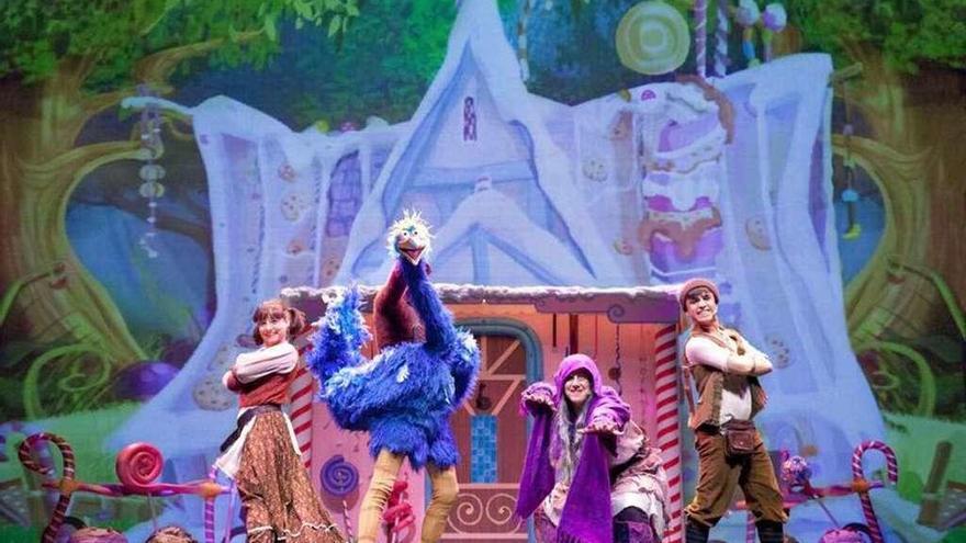 "El musical ""Hansel y Gretel"" llega a Pontevedra"