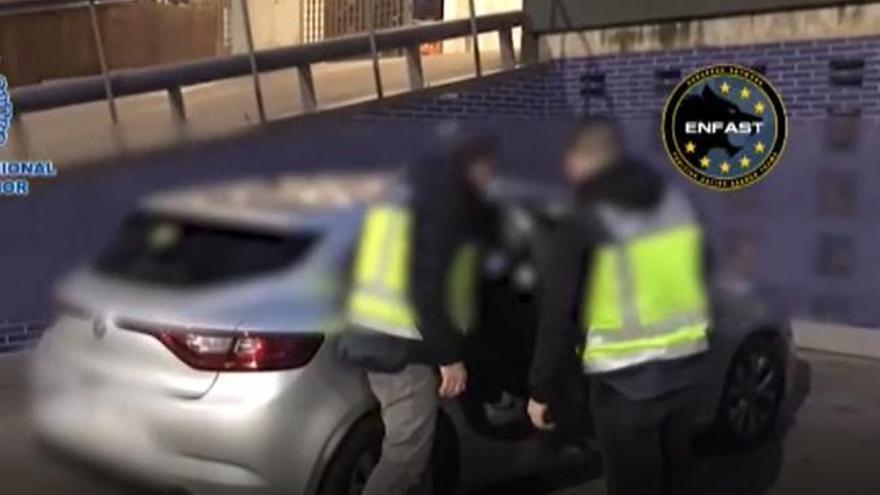 Detenidos en Barcelona dos fugitivos buscados internacionalmente