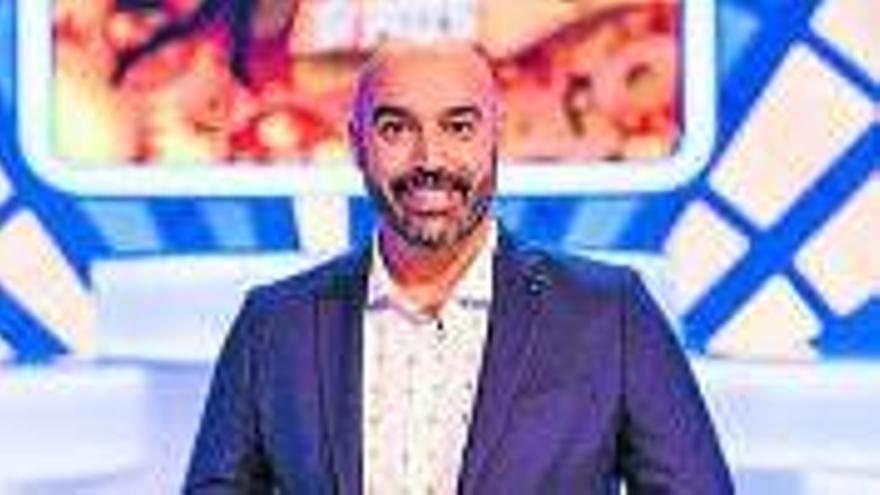 «Atrapa'm si pots» estrena la seva quarta temporada a TV3 amb Llucià Ferrer